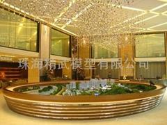 珠海模型 建築沙盤公司