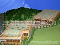 建築模型翻新修復 樓盤售樓沙盤