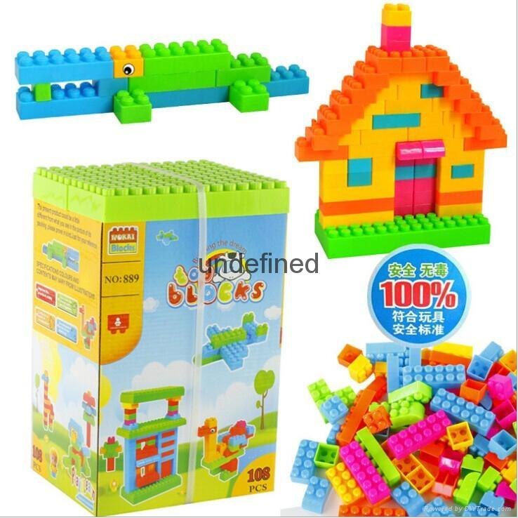 Intelligent 108 pcs Building Block 2