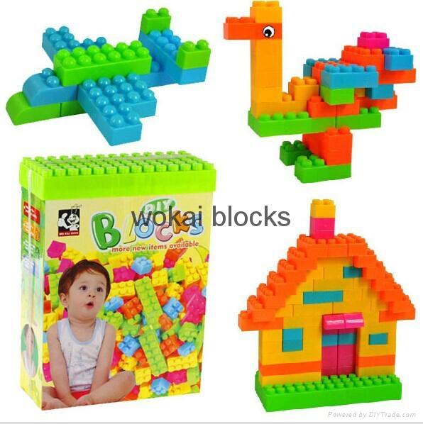 Intelligent 51 pcs Building Block 1