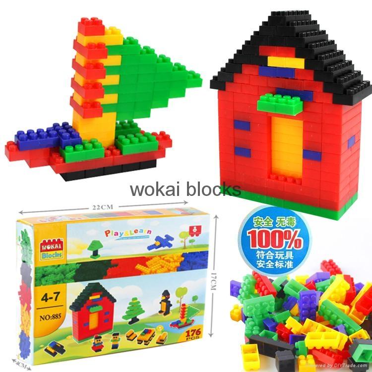 MINI  Intelligent 176 pcs Building Block 1