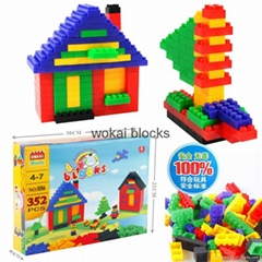 MINI  Intelligent 352 pcs Building Block