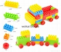 Intelligent 38 pcs Building Blocks