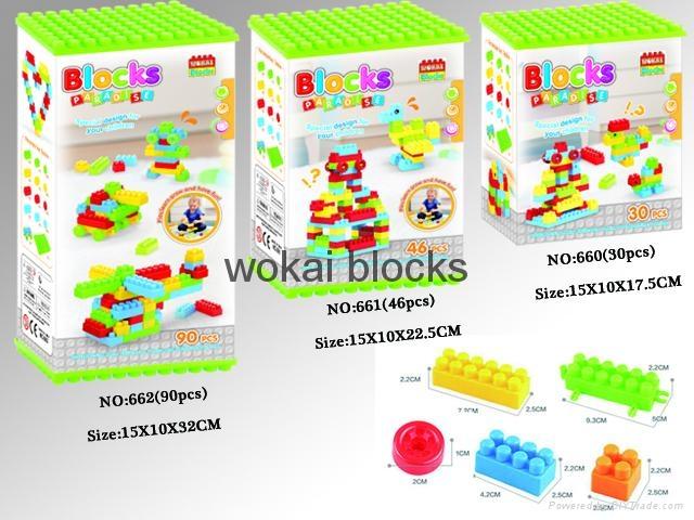 Intelligent Building Blocks 1