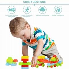 大颗粒拼装积木塑料益智玩具