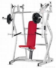 fitness,fitness equipment,Hammer Strength Machin,Iso-Lateral Bench Press-HS-3001 (Hot Product - 2*)