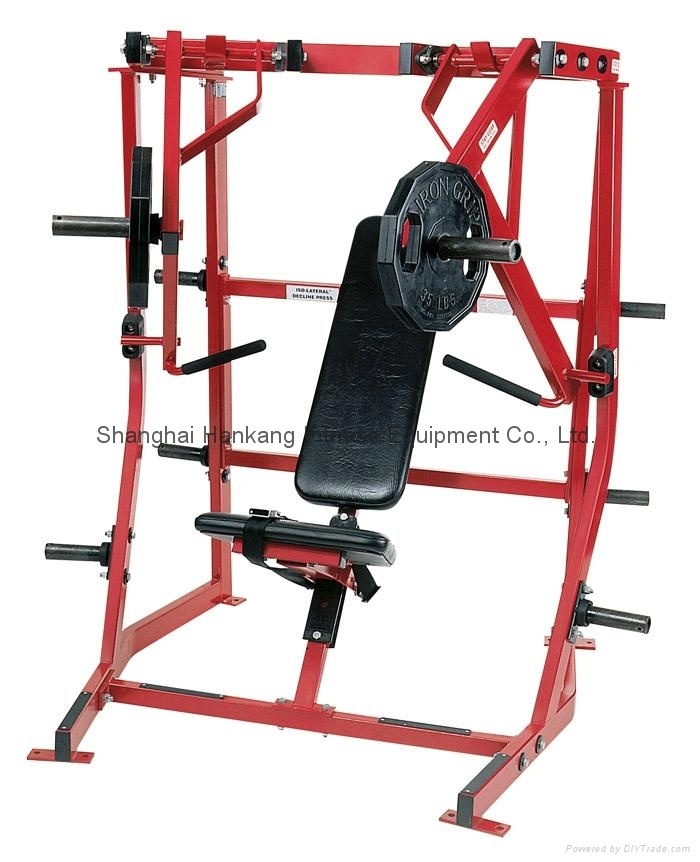 Hammer strength fitness equipment home gym iso lateral
