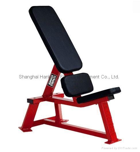 Hammer Strength,home gym,body-building,Incline Bench-55
