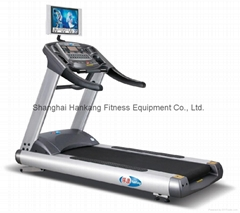 body building,NEW CLASSIC AC Deluxe Motorized Treadmi / HT-4000A