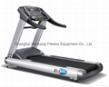 body building,NEW CLASSIC AC Deluxe MotorizedTreadmil / HT-4000