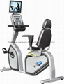 body building,fitness equipment,home gym,NEW Commercial Recumbent Bike/ HT-7000A