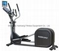 body building,fitness equipment,Deluxe Elliptical Cross Trainer/ HT-8000E 1