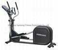 body building,fitness equipment,Deluxe Elliptical Cross Trainer/ HT-8000M 1