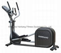 body building,fitness equipment,Deluxe Elliptical Cross Trainer/ HT-8000M