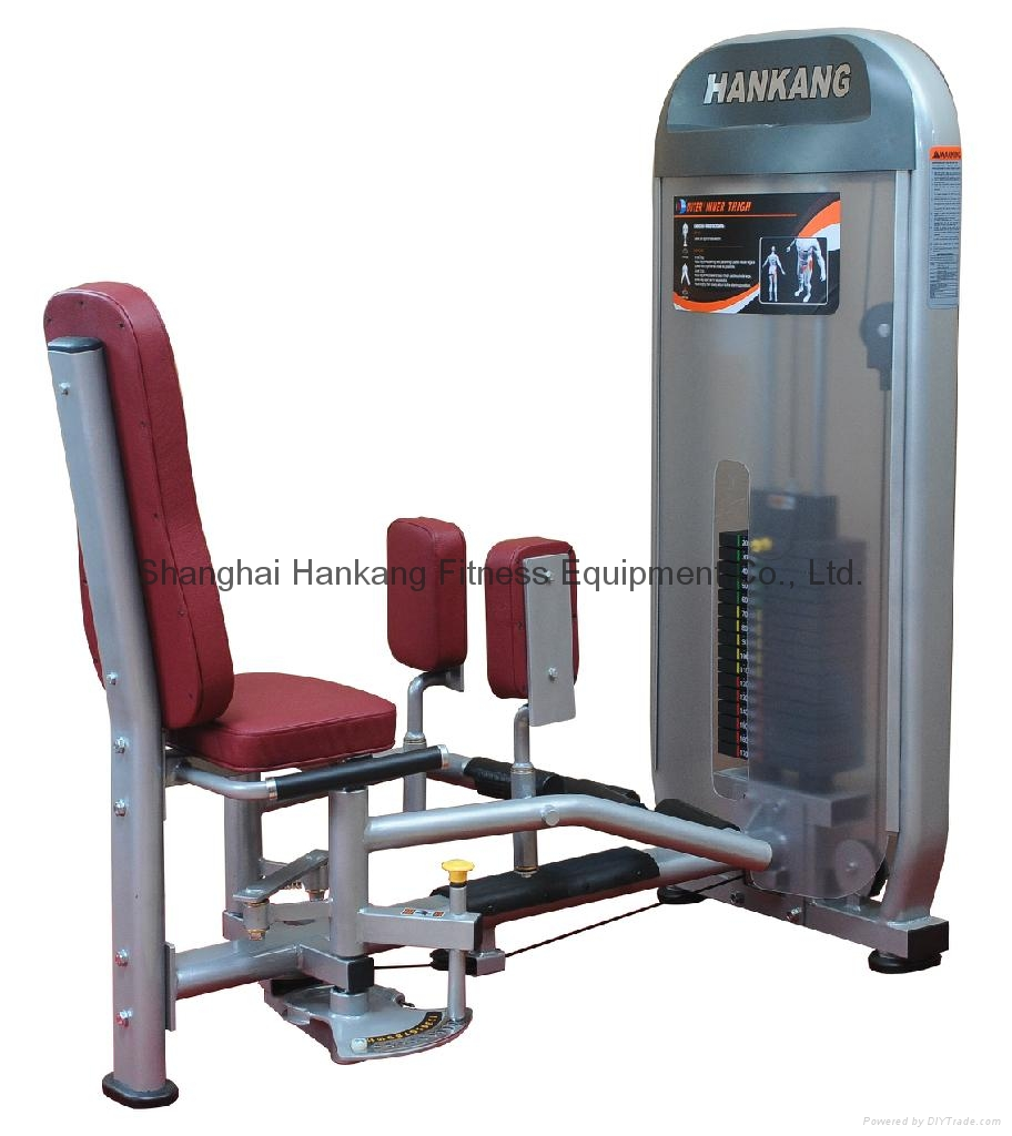fitness machine,body-building & fitness equipment,Outer + Inner Thigh,HN-2007