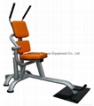 body building,fitness equipment,home gym,AB Crunch & Lower Back,HC-501