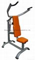 body building,fitness equipment,home gym,Shoulder Press & Lat Pull-Down,HC-507