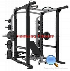 Hammer Strength ,Hammer Strength Machine,gym equipment.Power Rack(HS-4036) (Hot Product - 2*)