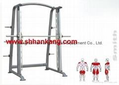 protraining equipme.fitness.hammer strength.SMITH MACHINE-PT-841