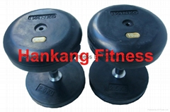 IVANKO Fixed Rubber Dumbbell(HD-004)