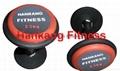 Hankang Fixed Rubber Dumbbell( HD-005 )