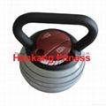 Commercial Adjustable Kettlebells(