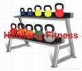 fitness,body building,hammer strength,Commercial Kettlebell Rack (HR-003)