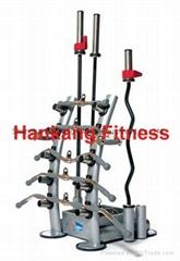 fitness,body building,hammer strength,NEW Hankang Attachment Station ( HR-004)