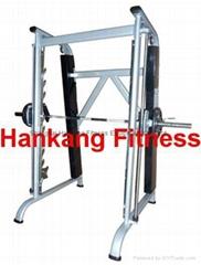 fitness,body building,hammer strength,home gym,Smith Machine ( HK-1033)