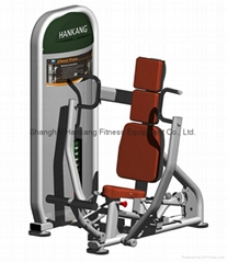 fitness equipment,gym and gym equipment,Vertical Chest Press ( HP-3002)