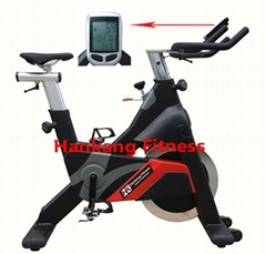 body building,fitness equipment,home gym,Commercial Spinning Bike  / HT-990