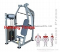 hammer strength.protraining equipmen.Seated Chest Press-PT-801