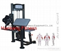 protraining equipme.fitness.hammer strength.Arm Curl-PT-803