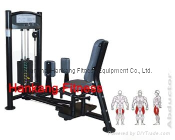 protraining equipme.fitness.hammer strength.Abductor-PT-817