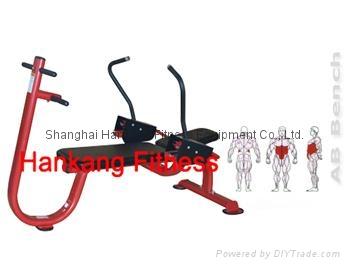 protraining equipme.fitness.hammer strength.AB CRUNCH BENCH-PT- PT-848