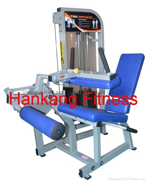 fitness,body building,hammer strength,fitness equipment,Seated Leg Curl (PT-516)