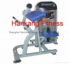 gym equipment,fitness,body building,hammer strength,Biceps Curl (PT-602)