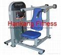 fitness,body building,hammer strength,fitness equipment,Shoulder Press ( PT-604)