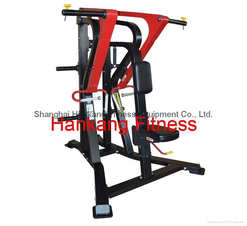 body-building machine,Low Row-PT-706