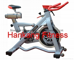 body building,fitness equipment,home gym,Commercial Spinning Bike  / HT-970