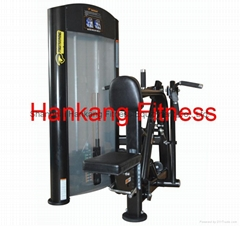fitness ,fitness equipment,gym machine,Row / Rear Delt-PT-907