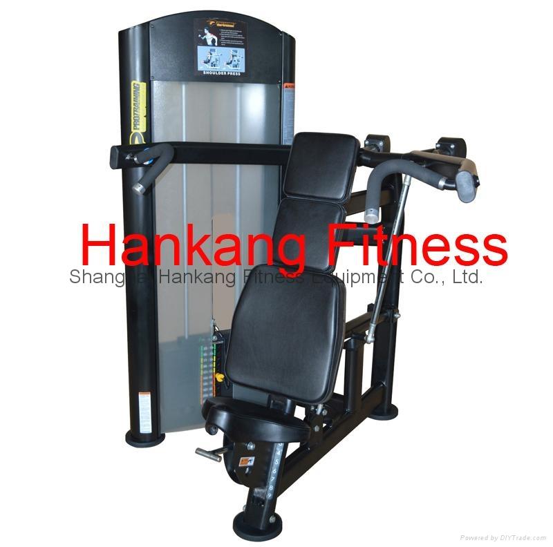 fitness ,fitness equipment,gym machine,Shoulder Press-PT-908