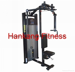 fitness ,fitness equipment,gym machine,Pectoral Fly / Rear Deltoid-PT-909