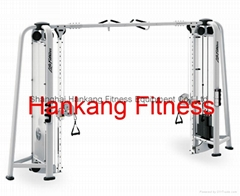 fitness ,fitness equipment,gym machine,Adjustable Cable Crossover-PT-929
