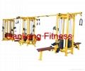 fitness ,fitness equipmentMulti-Jungle