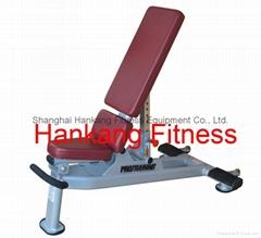 fitness.sports  machine.gym machine.Multi-Adjustable Bench-PT-937