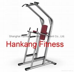 fitness.sports  machine.gym machine.Chin/Dip/Leg Raise-PT-940