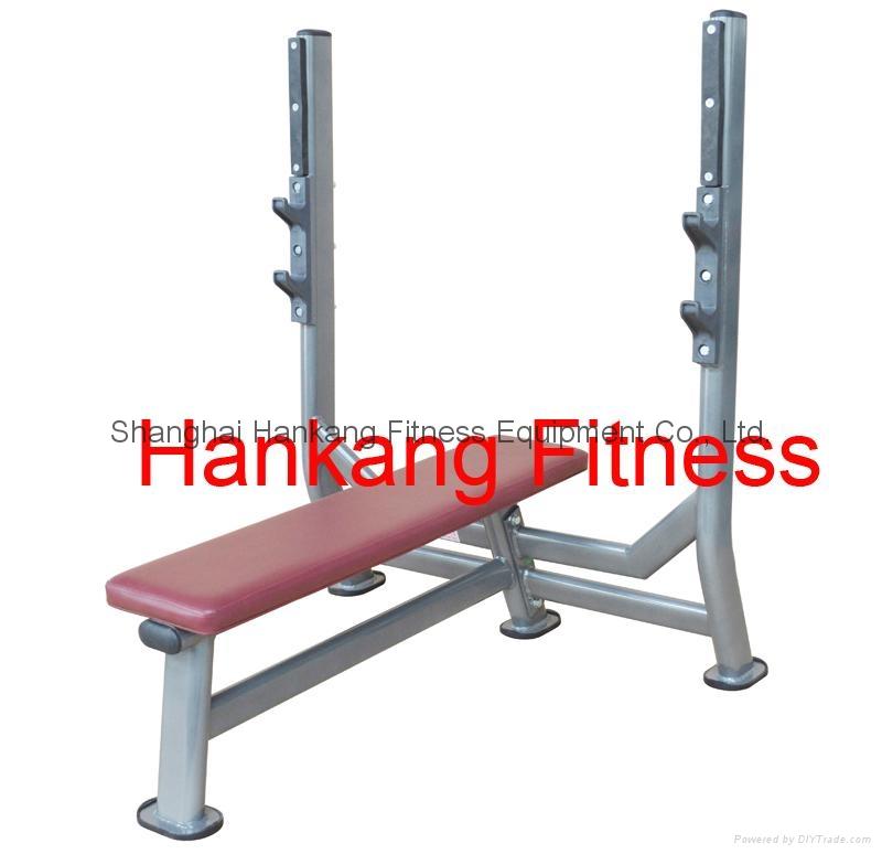 fitness.sports  machine.gym machine.Olympic Flat Bench-PT-942