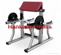fitness.sports  machine.gym machine.Arm Curl Bench-PT-939