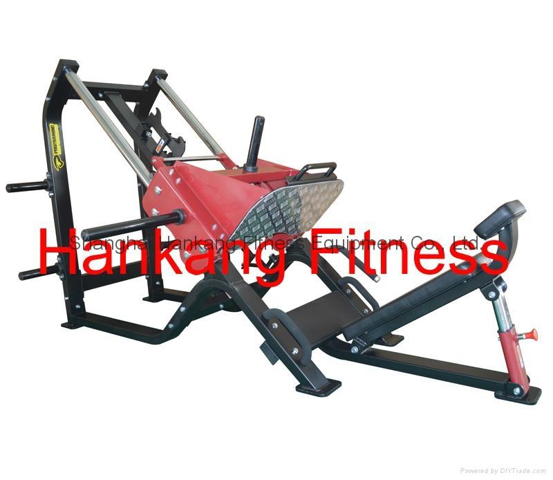 hankang fitness  gym, 45°Leg Press-PT-719
